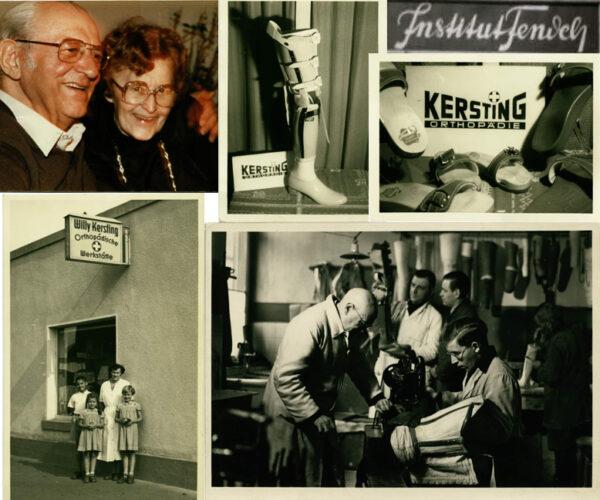 Gerda und Willy Kersting